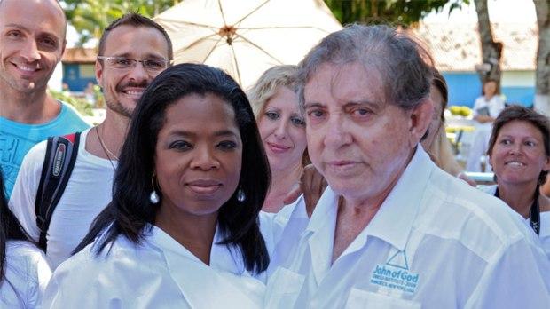 Oprah's Brazilian Faith Healer still in Jail | JOHN oF GOD